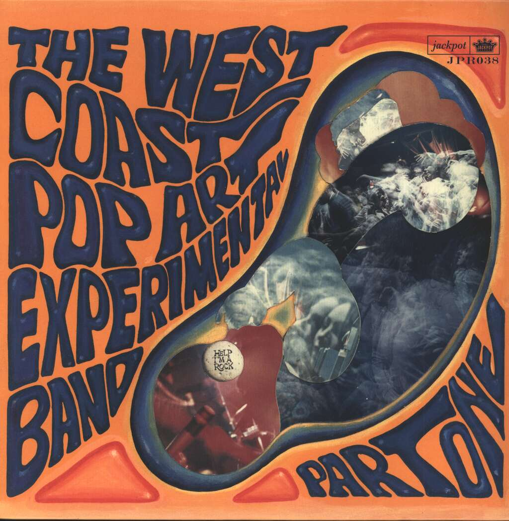The West Coast Pop Art Experimental Band: Part One, LP (Vinyl)