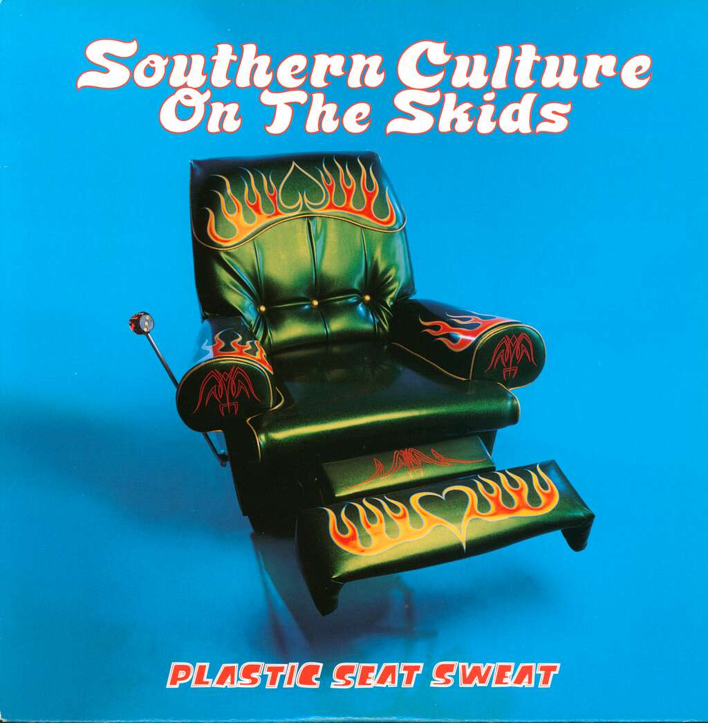 Southern Culture On The Skids: Plastic Seat Sweat, LP (Vinyl)