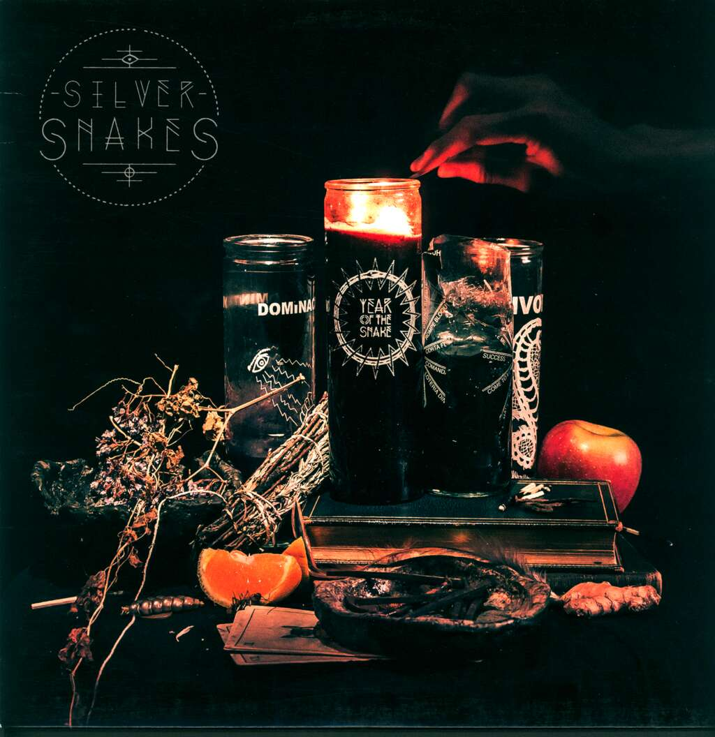 Silver Snakes: Year Of The Snake, LP (Vinyl)
