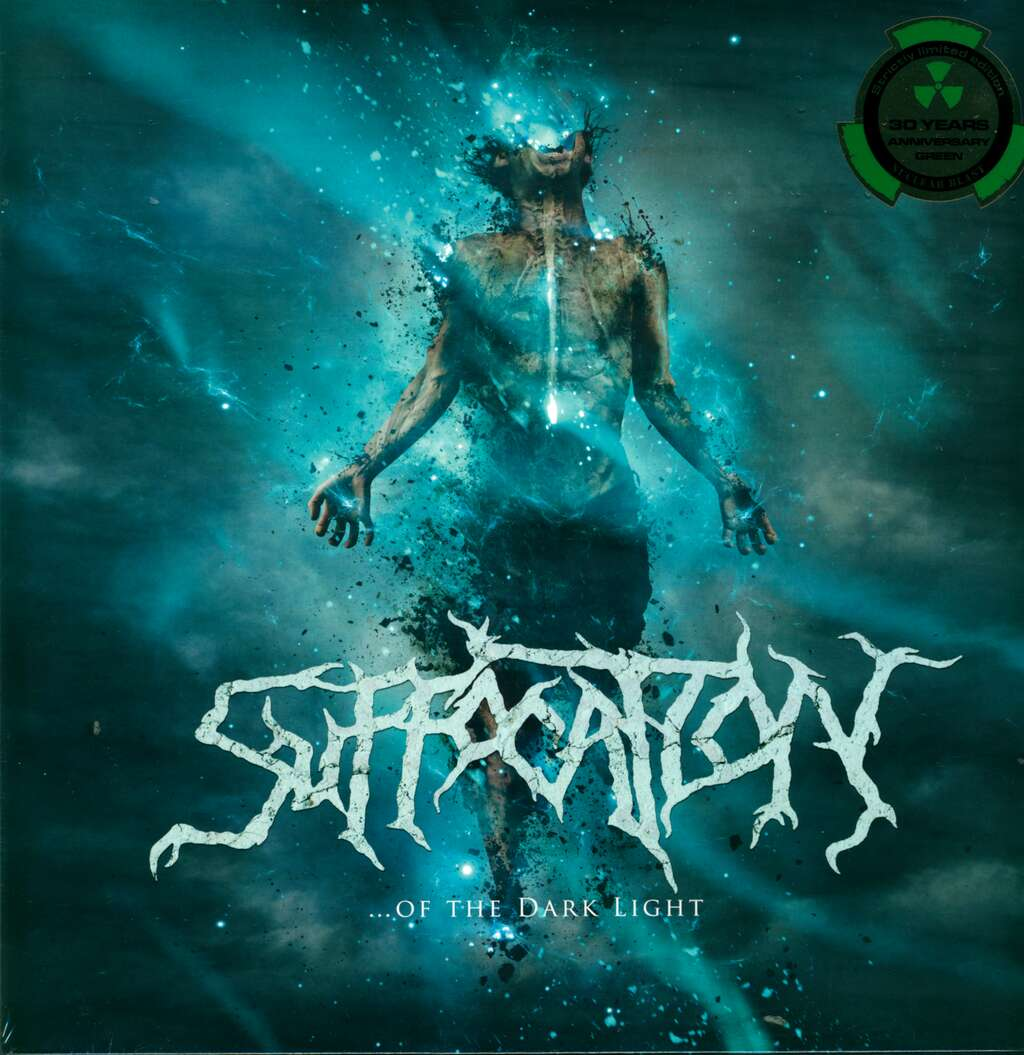 Suffocation: ...Of The Dark Light, LP (Vinyl)