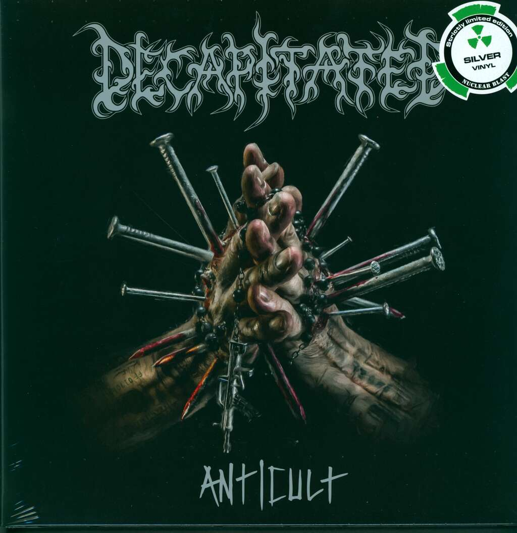 Decapitated: Anticult, LP (Vinyl)