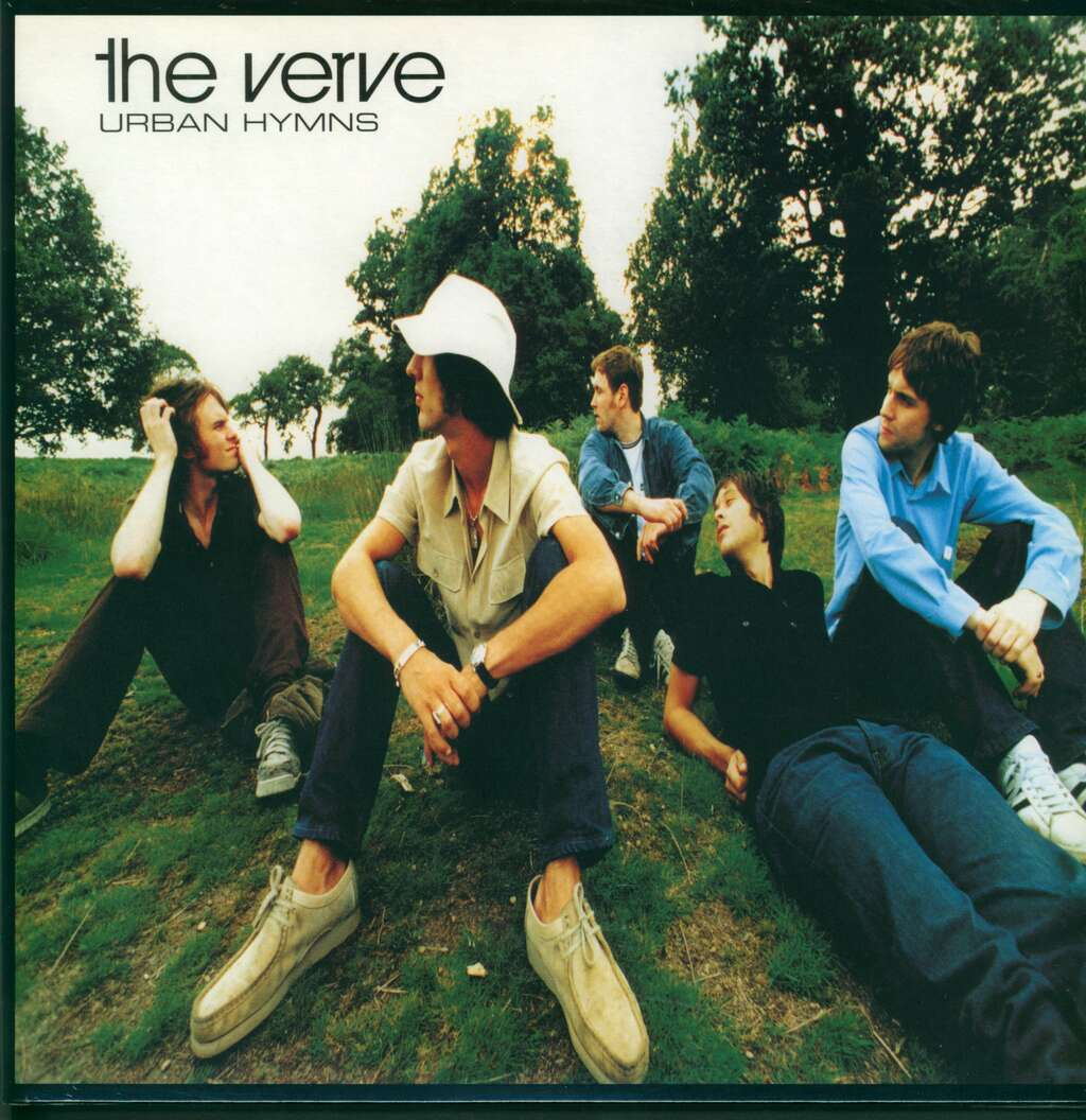 The Verve: Urban Hymns, LP (Vinyl)