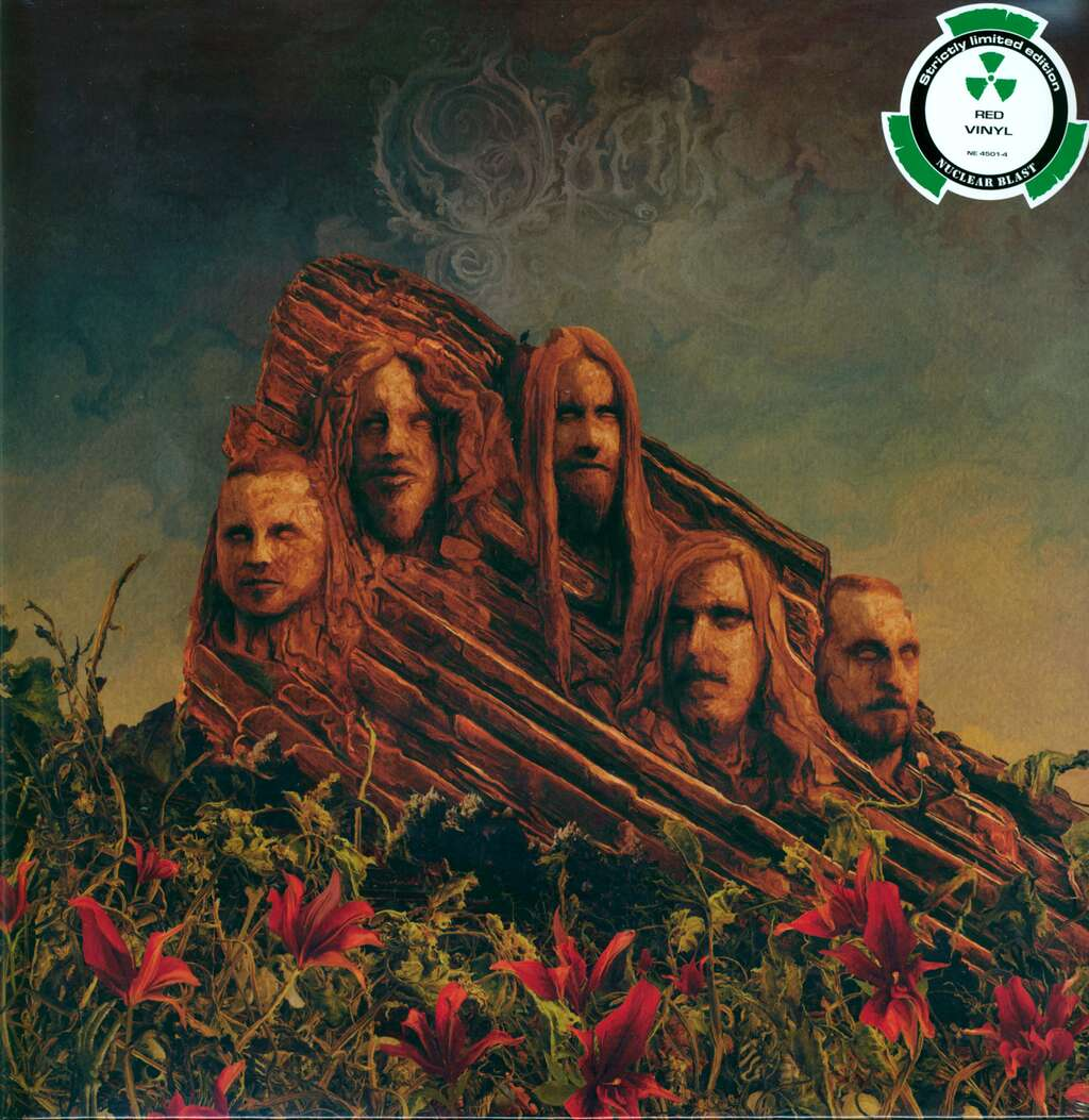 Opeth: Garden Of The Titans (Opeth Live At Red Rocks Amphitheatre), 2×LP (Vinyl)