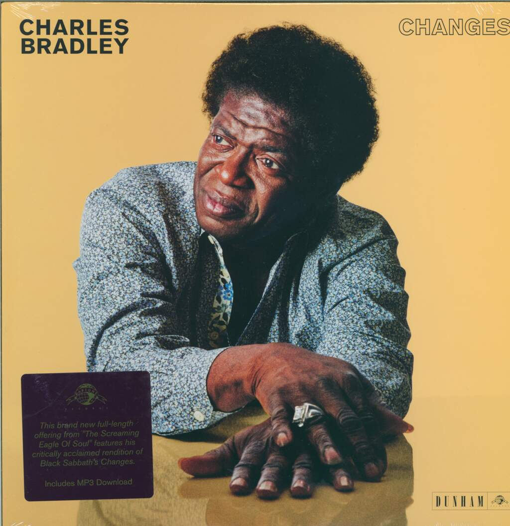 Charles Bradley: Changes, LP (Vinyl)