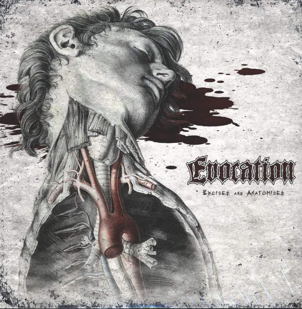 "Evocation: Excised And Anatomised, 12"" Maxi Single (Vinyl)"