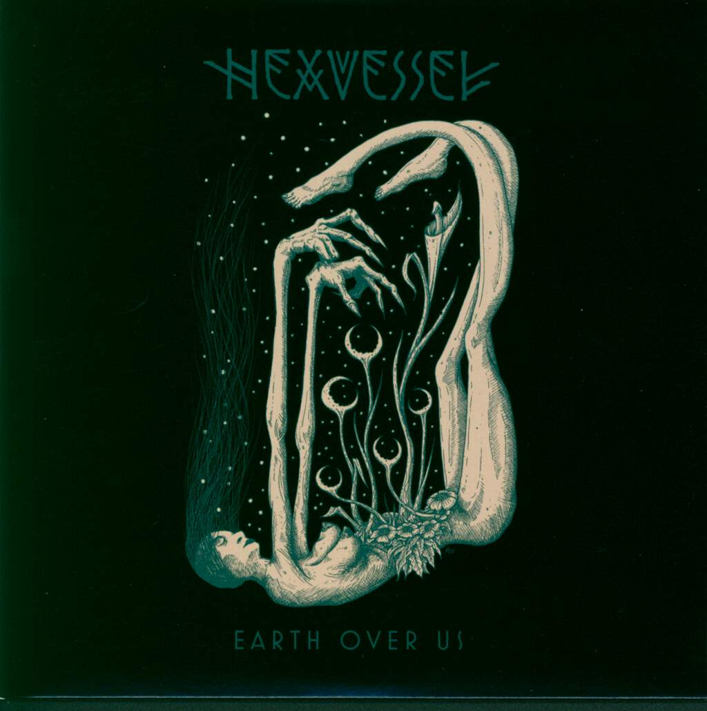 "Hexvessel: Earth Over Us, 7"" Single (Vinyl)"