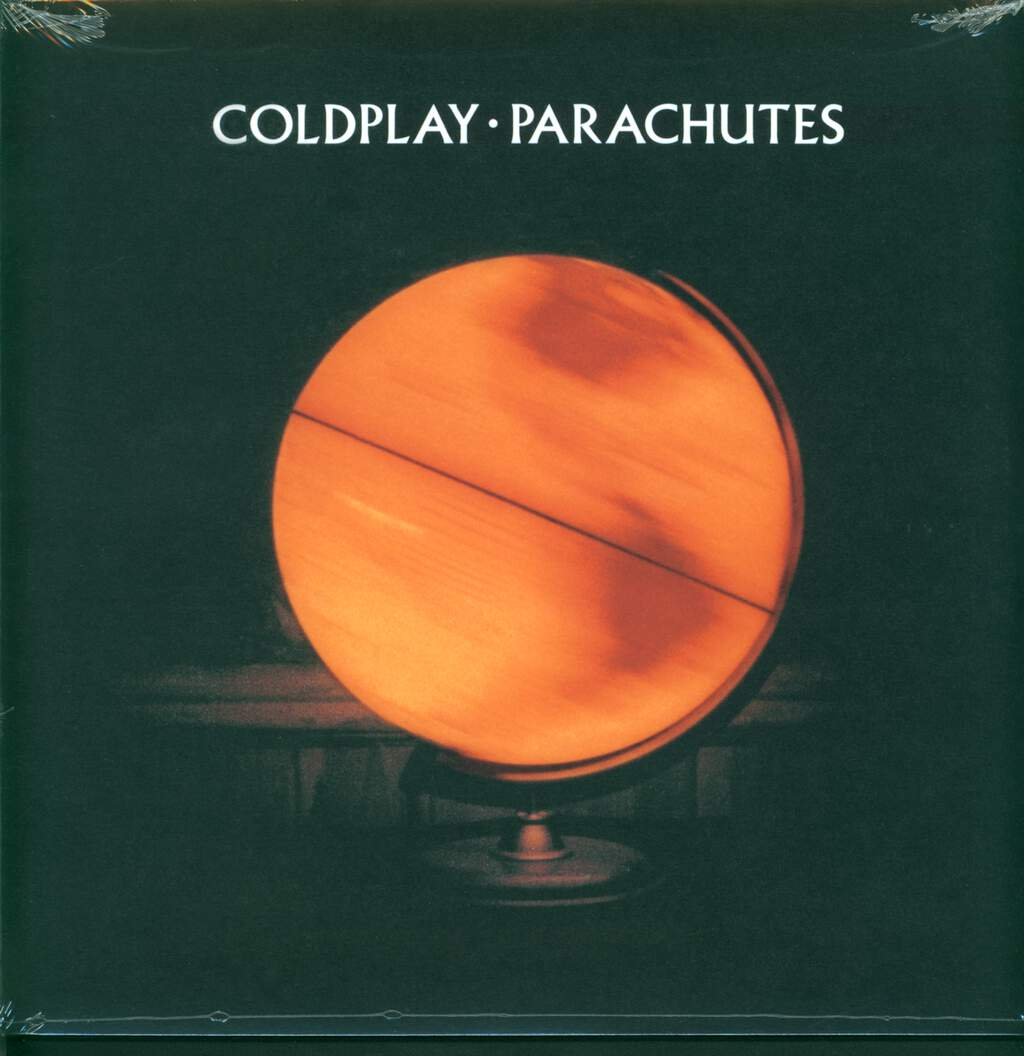 Coldplay: Parachutes, LP (Vinyl)