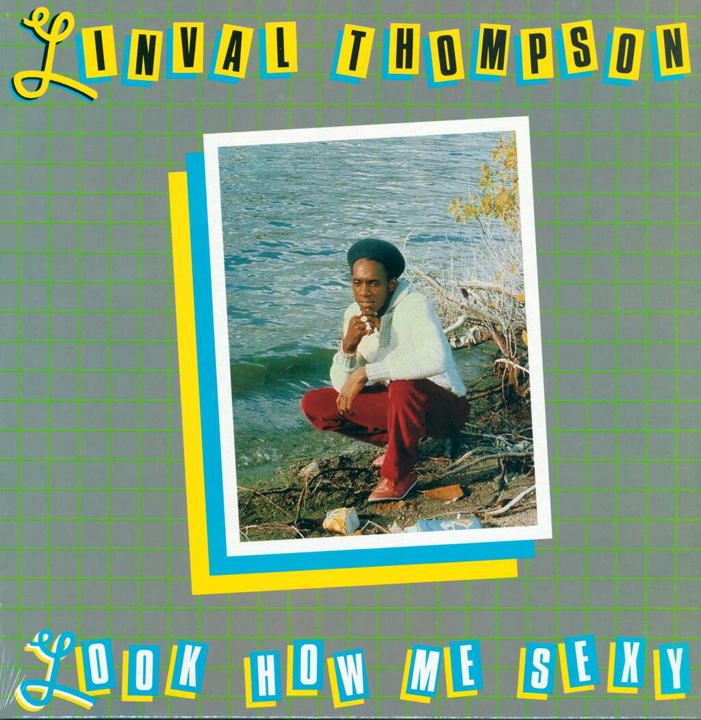 Linval Thompson: Look How Me Sexy, LP (Vinyl)