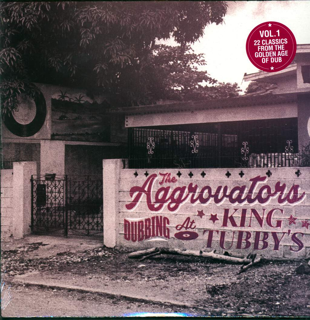 The Aggrovators: Dubbing At King Tubby's Vol. 1, LP (Vinyl)