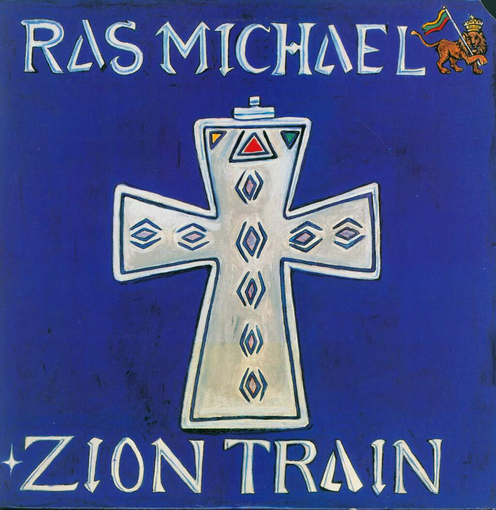 Ras Michael: Zion Train, LP (Vinyl)