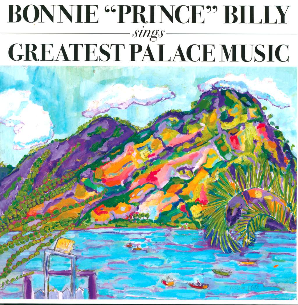 "Bonnie ""Prince"" Billy: Sings Greatest Palace Music, LP (Vinyl)"