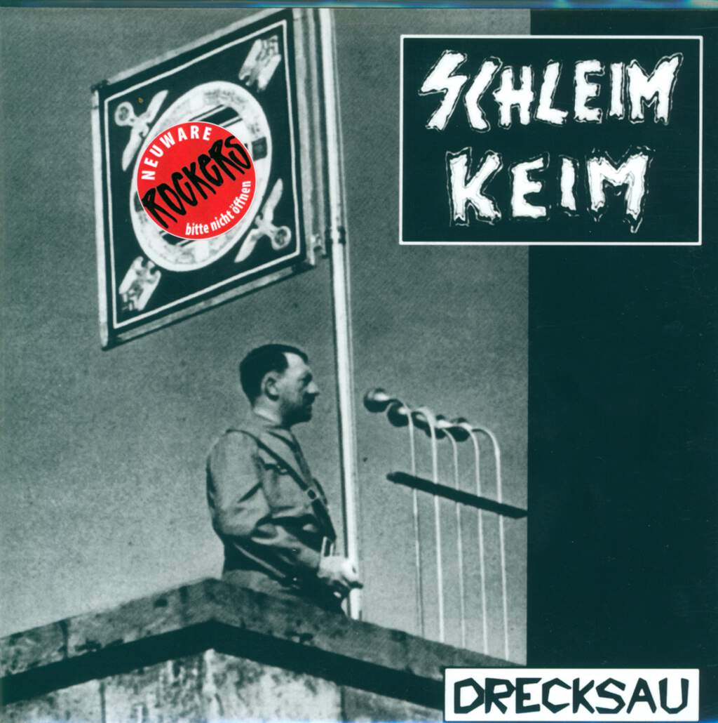 "Schleim-Keim: Drecksau, 7"" Single (Vinyl)"