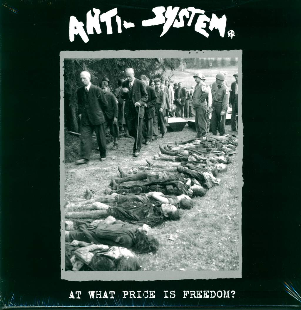 "Anti-System: At What Price Is Freedom?, 12"" Maxi Single (Vinyl)"