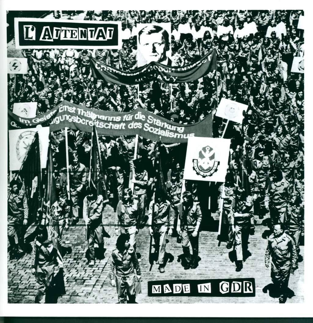 L'Attentat: Made In GDR, LP (Vinyl)