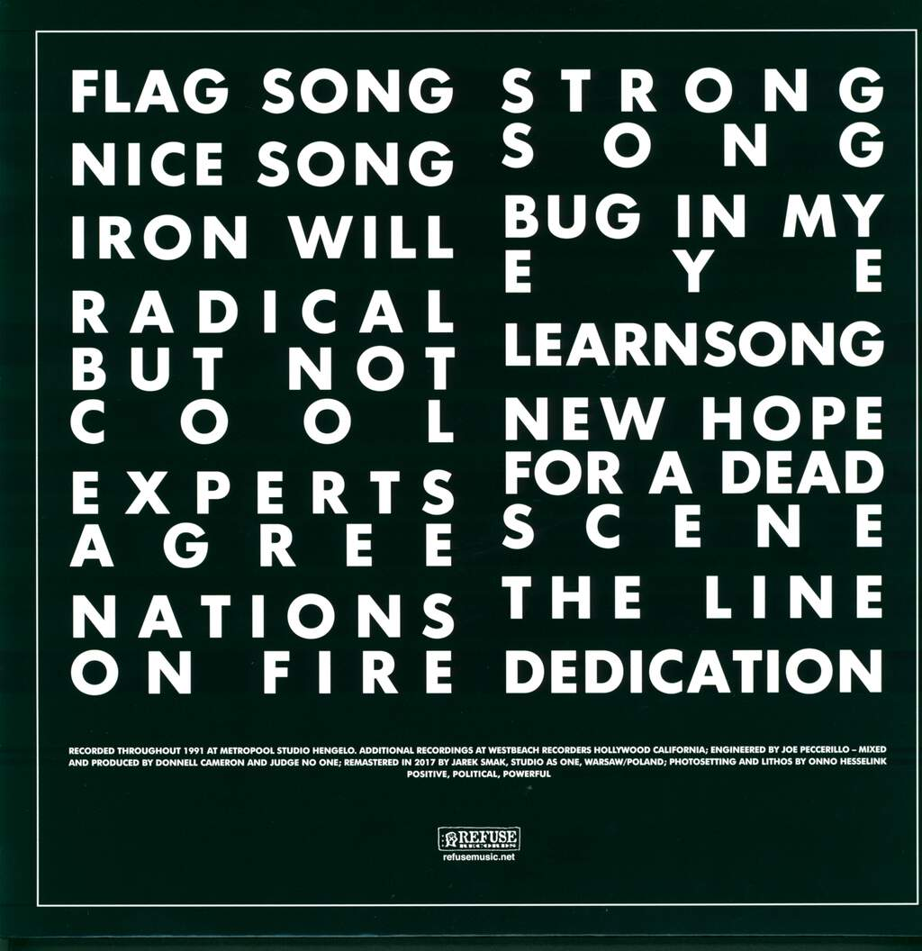 Nations on Fire: Strike The Match, LP (Vinyl)