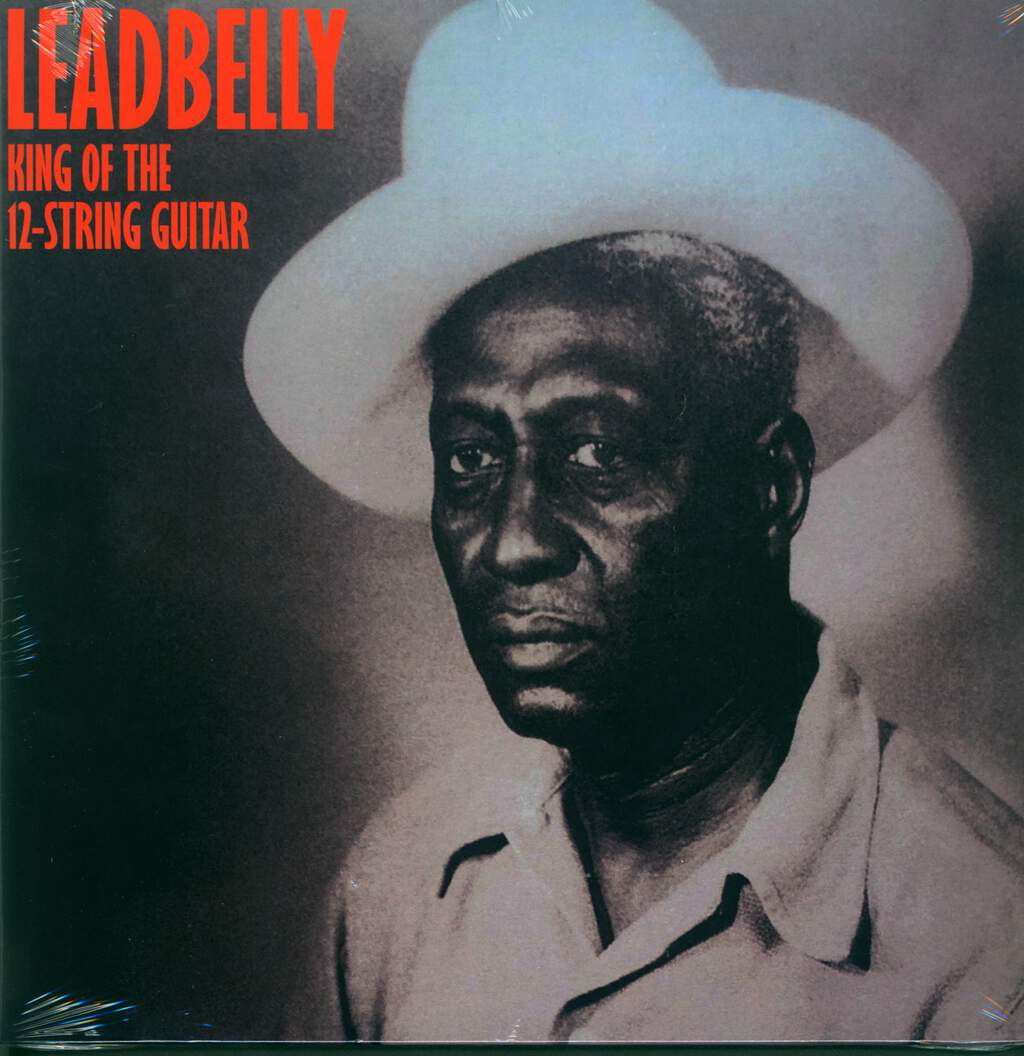 Leadbelly: King Of The 12-String Guitar, LP (Vinyl)