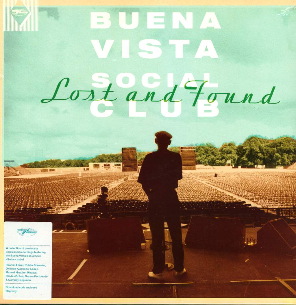 Buena Vista Social Club: Lost And Found, LP (Vinyl)