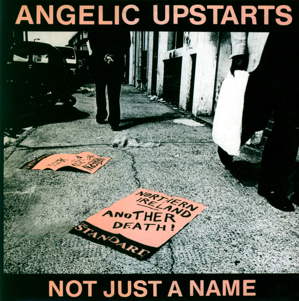 "Angelic Upstarts: Not Just A Name, 7"" Single (Vinyl)"