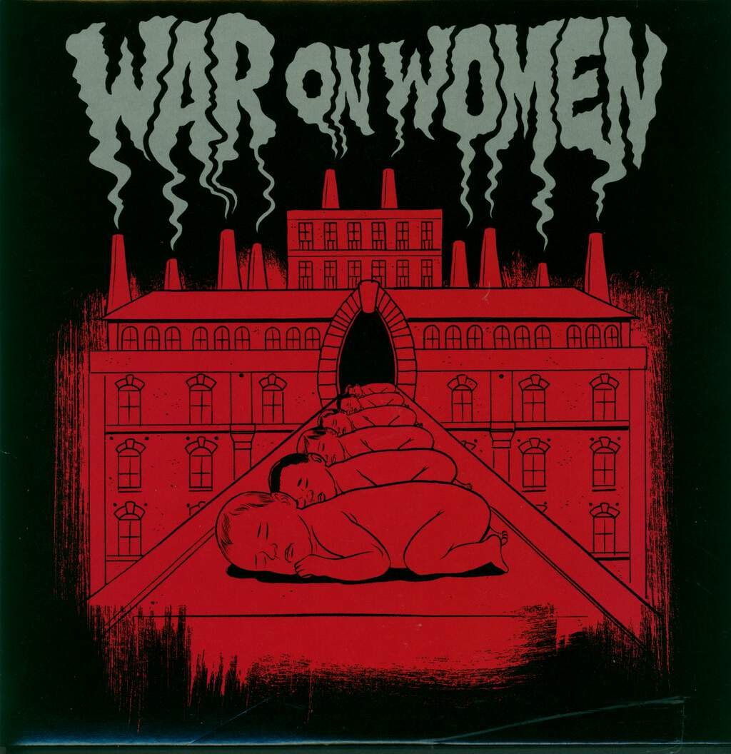 War On Women: War On Women, LP (Vinyl)
