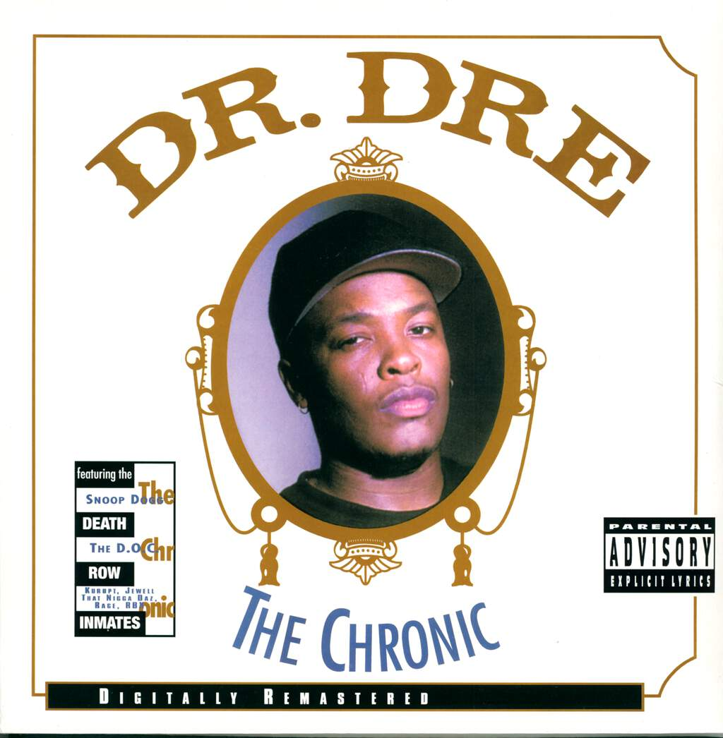 Dr Dre: The Chronic, LP (Vinyl)