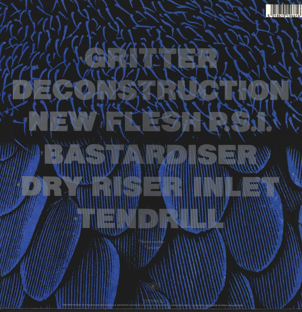 Pitchshifter: Submit, LP (Vinyl)