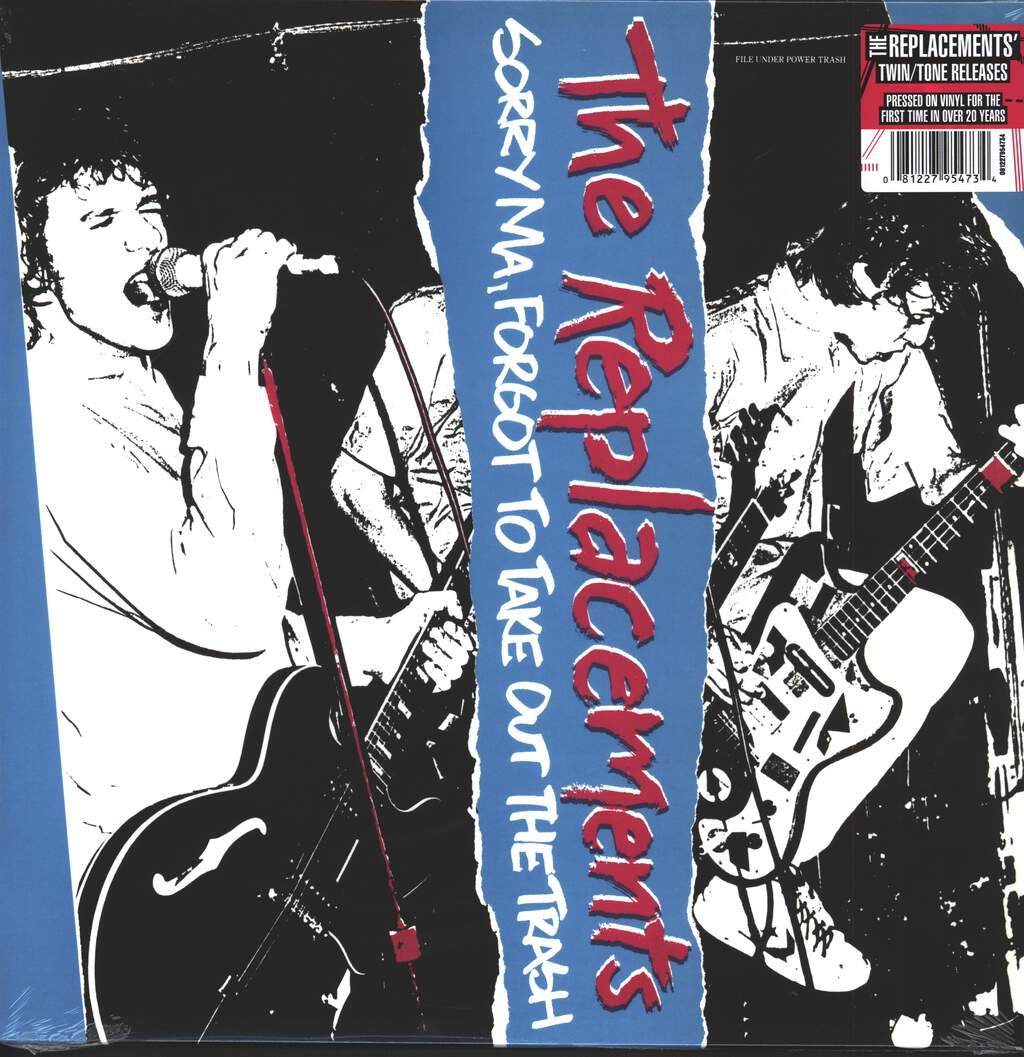 The Replacements: Sorry Ma, Forgot To Take Out The Trash, LP (Vinyl)