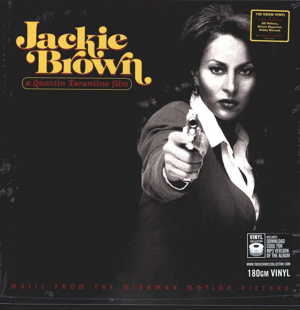 Various: Jackie Brown (Music From The Miramax Motion Picture), LP (Vinyl)