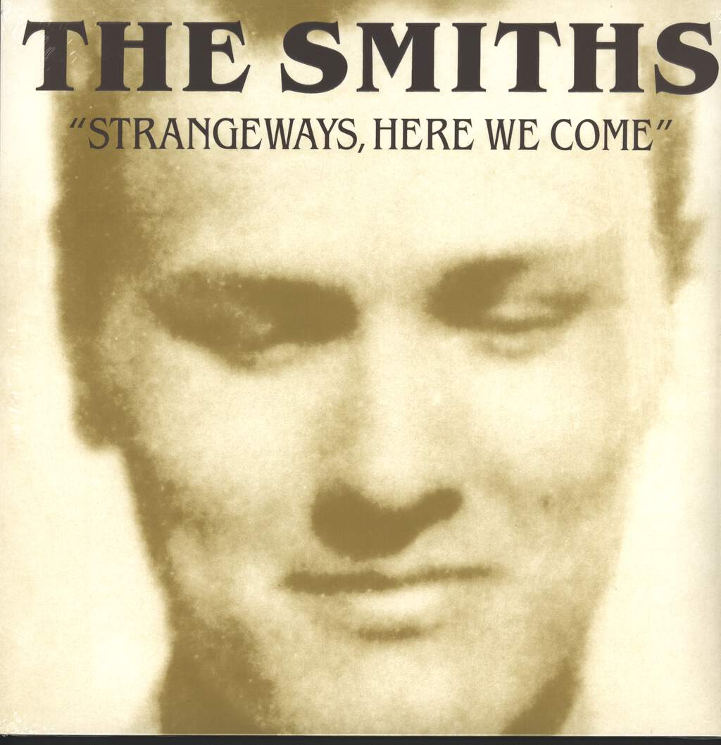 The Smiths: Strangeways, Here We Come, LP (Vinyl)