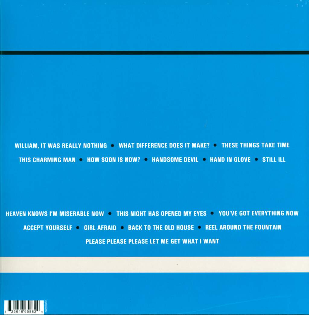 The Smiths: Hatful Of Hollow, LP (Vinyl)