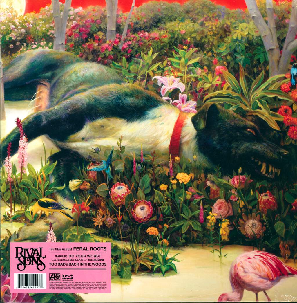 Rival Sons: Feral Roots, 2×LP (Vinyl)