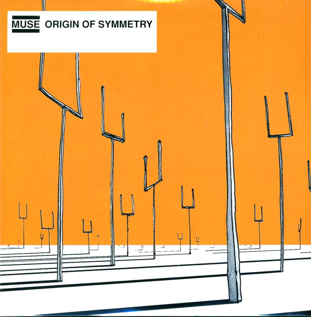 Muse: Origin Of Symmetry, 2×LP (Vinyl)