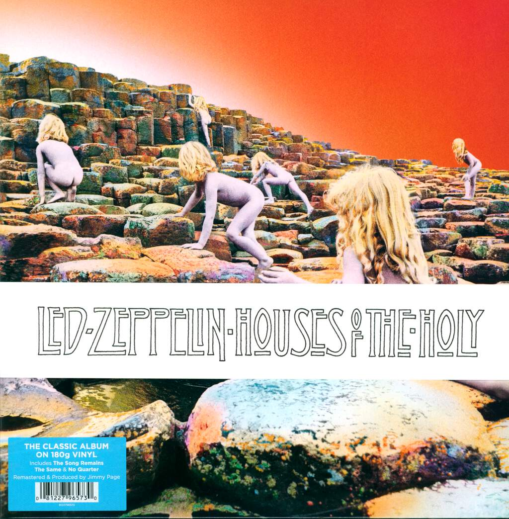 Led Zeppelin: Houses Of The Holy, LP (Vinyl)