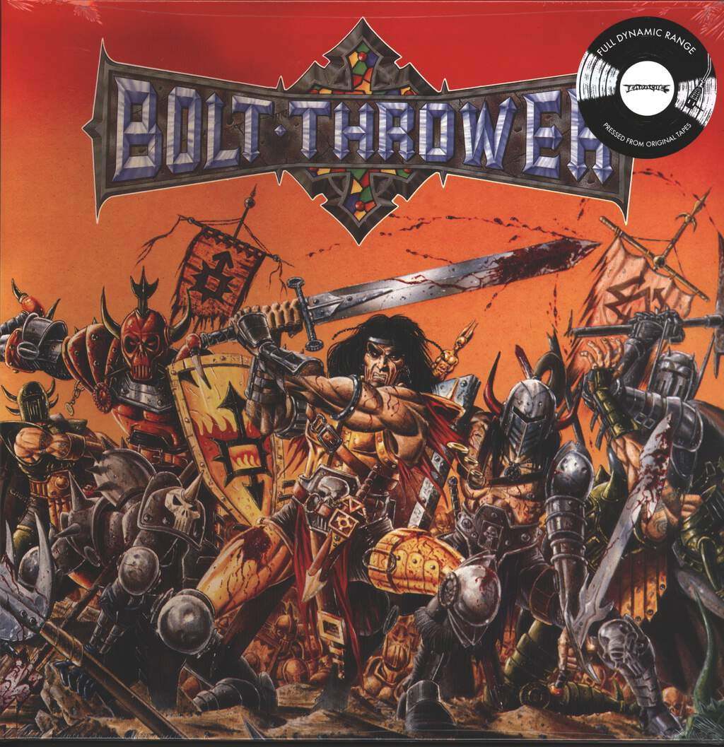Bolt Thrower: War Master, LP (Vinyl)