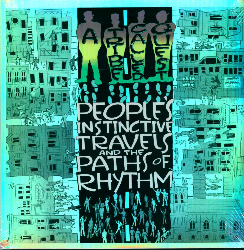 A Tribe Called Quest: People's Instinctive Travels And The Paths Of Rhythm, LP (Vinyl)