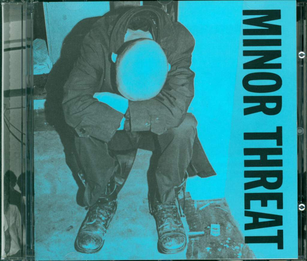 Minor Threat: Complete Discography, CD