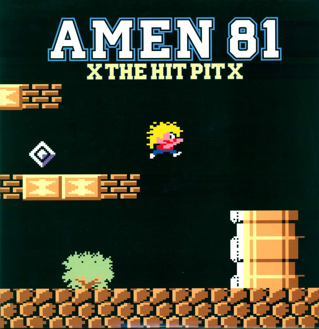 Amen 81: The Hit Pit, LP (Vinyl)