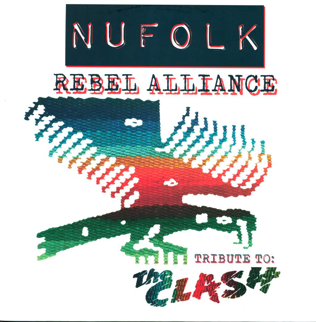 Nufolk: Rebel Alliance - A Tribute to The Clash, LP (Vinyl)