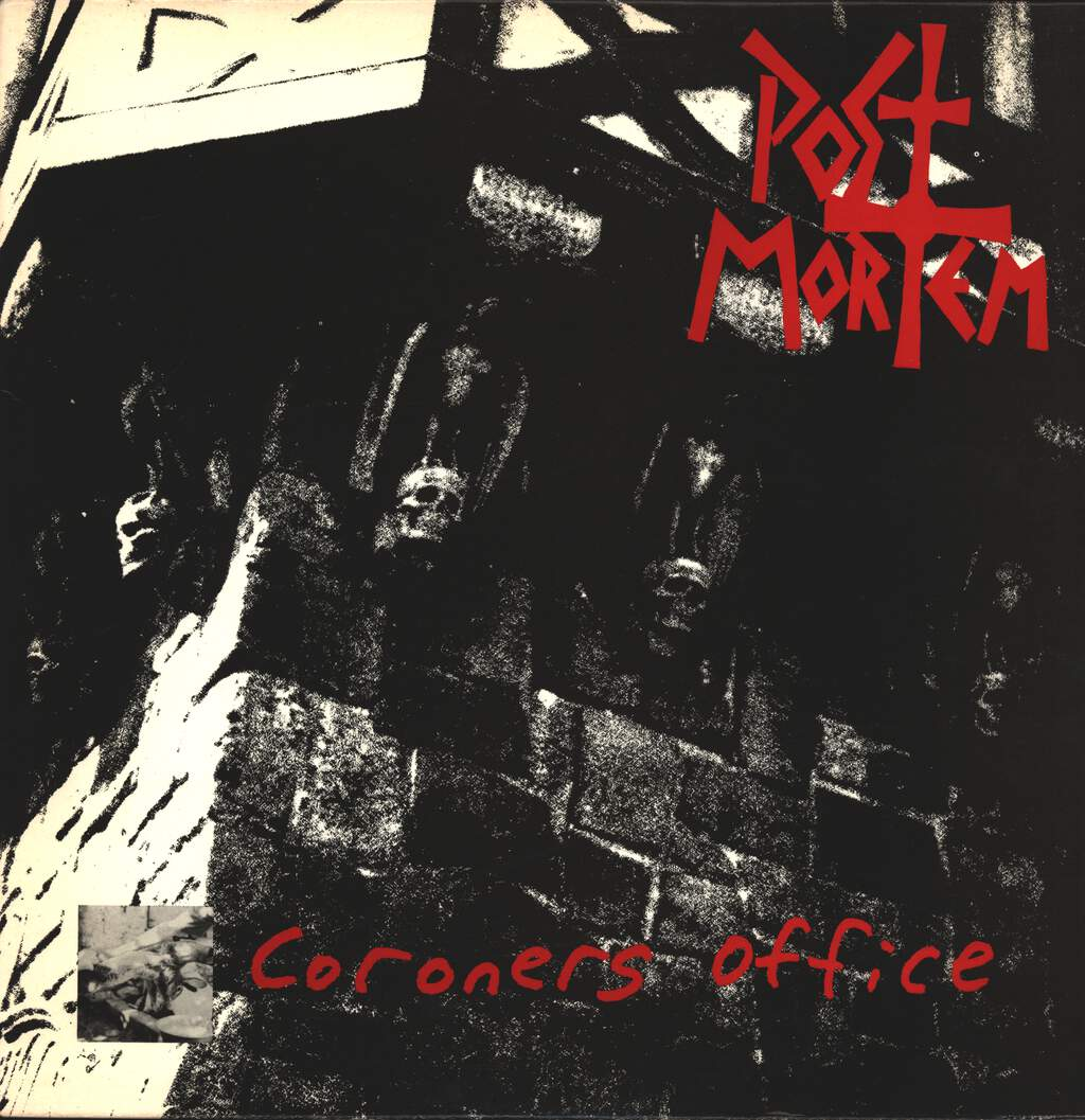 Post Mortem: Coroners Office, LP (Vinyl)