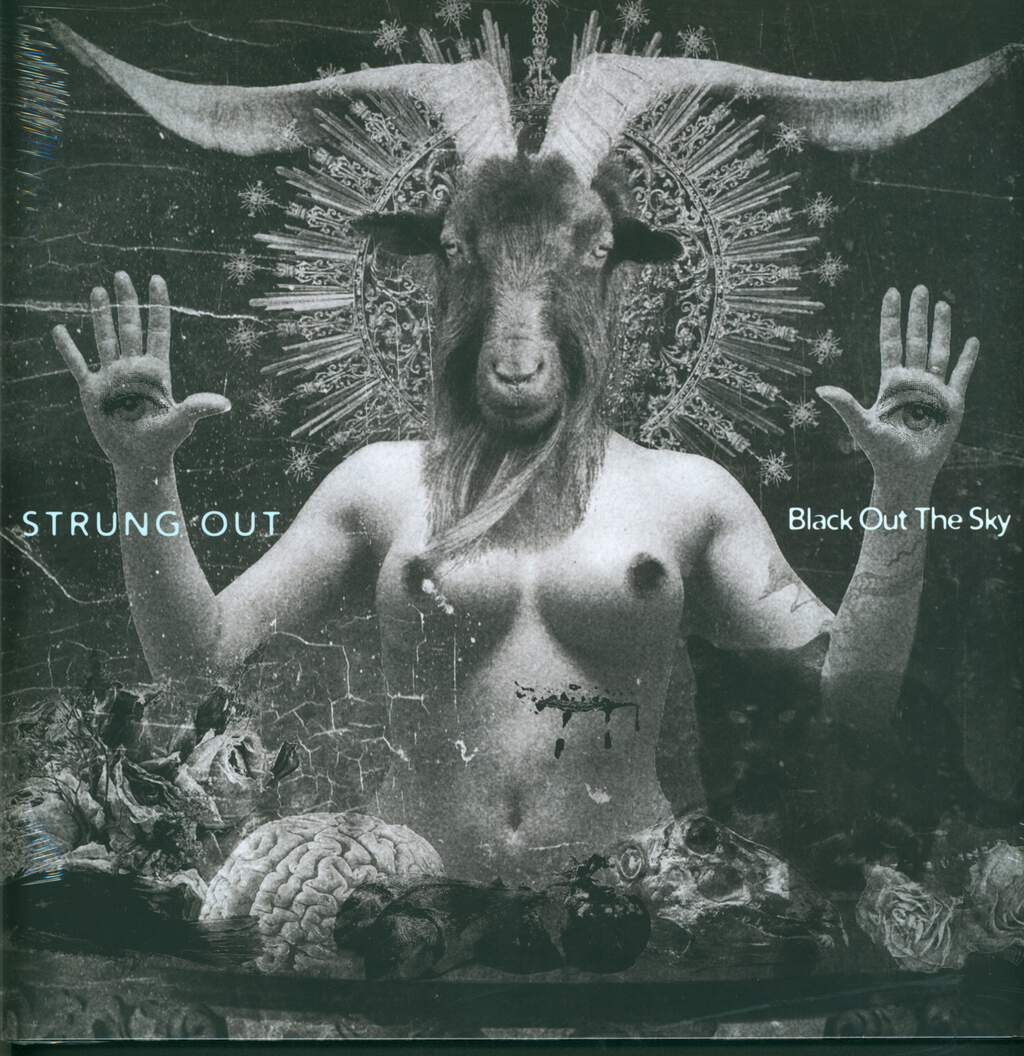 "Strung Out: Black Out The Sky, 12"" Maxi Single (Vinyl)"