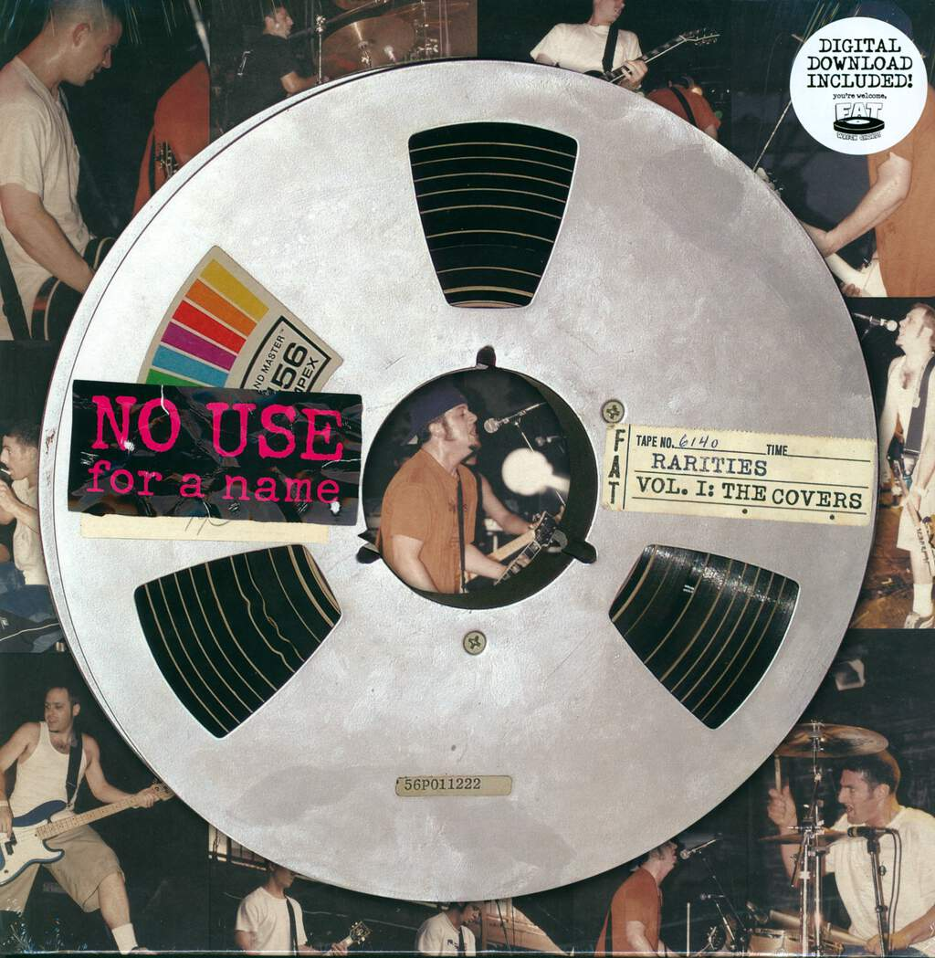 No Use For a Name: Rarities Vol. 1: The Covers, LP (Vinyl)