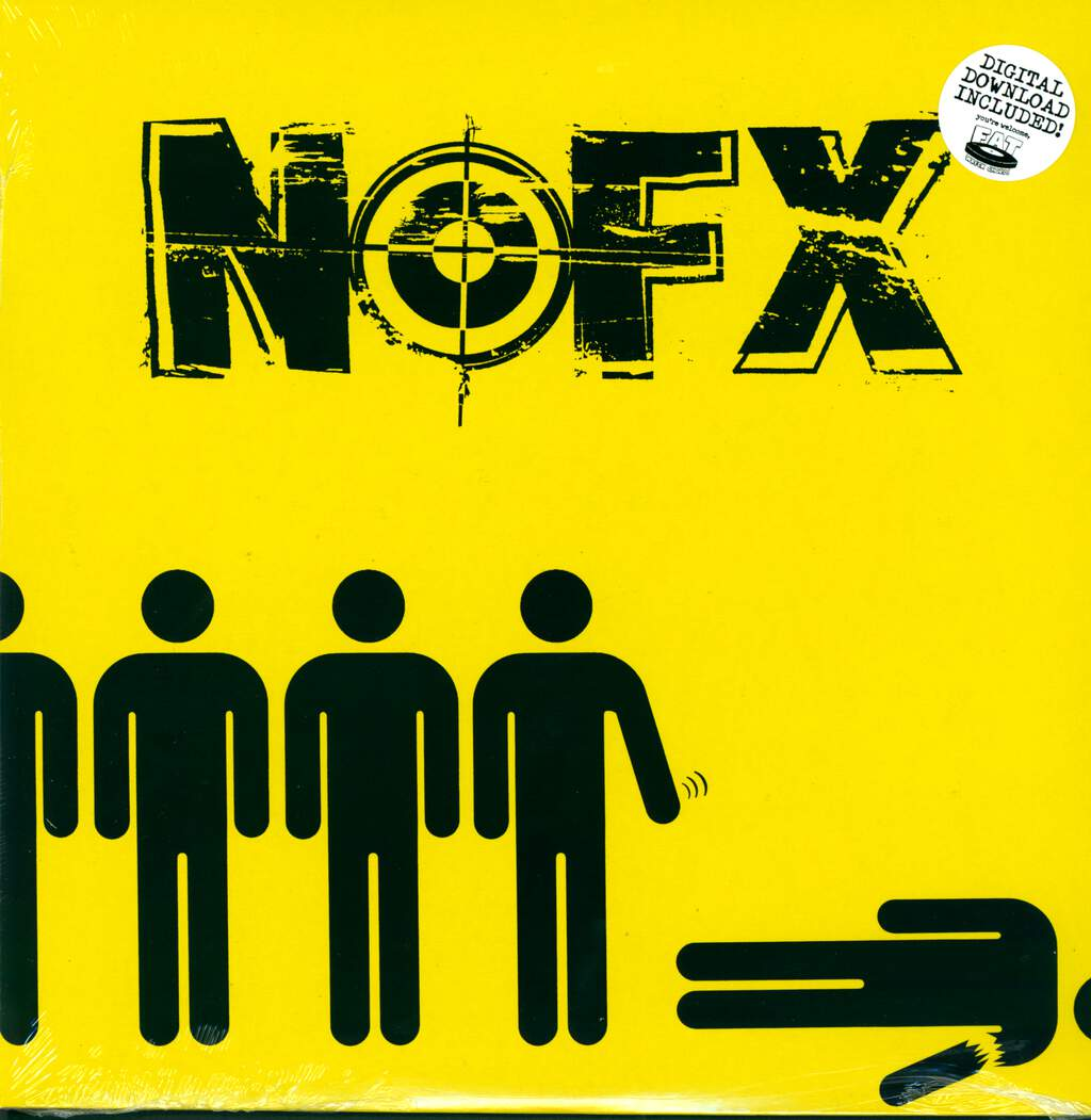 NOFX: Wolves In Wolves' Clothing, LP (Vinyl)