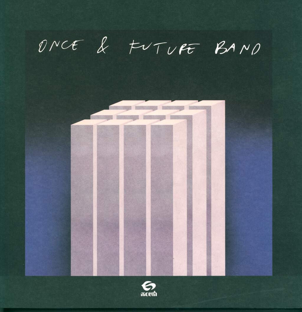 "Once & Future Band: Brain EP, 12"" Maxi Single (Vinyl)"