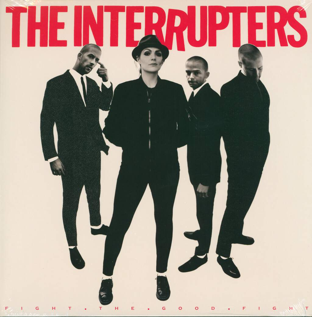 The Interrupters: Fight The Good Fight, LP (Vinyl)