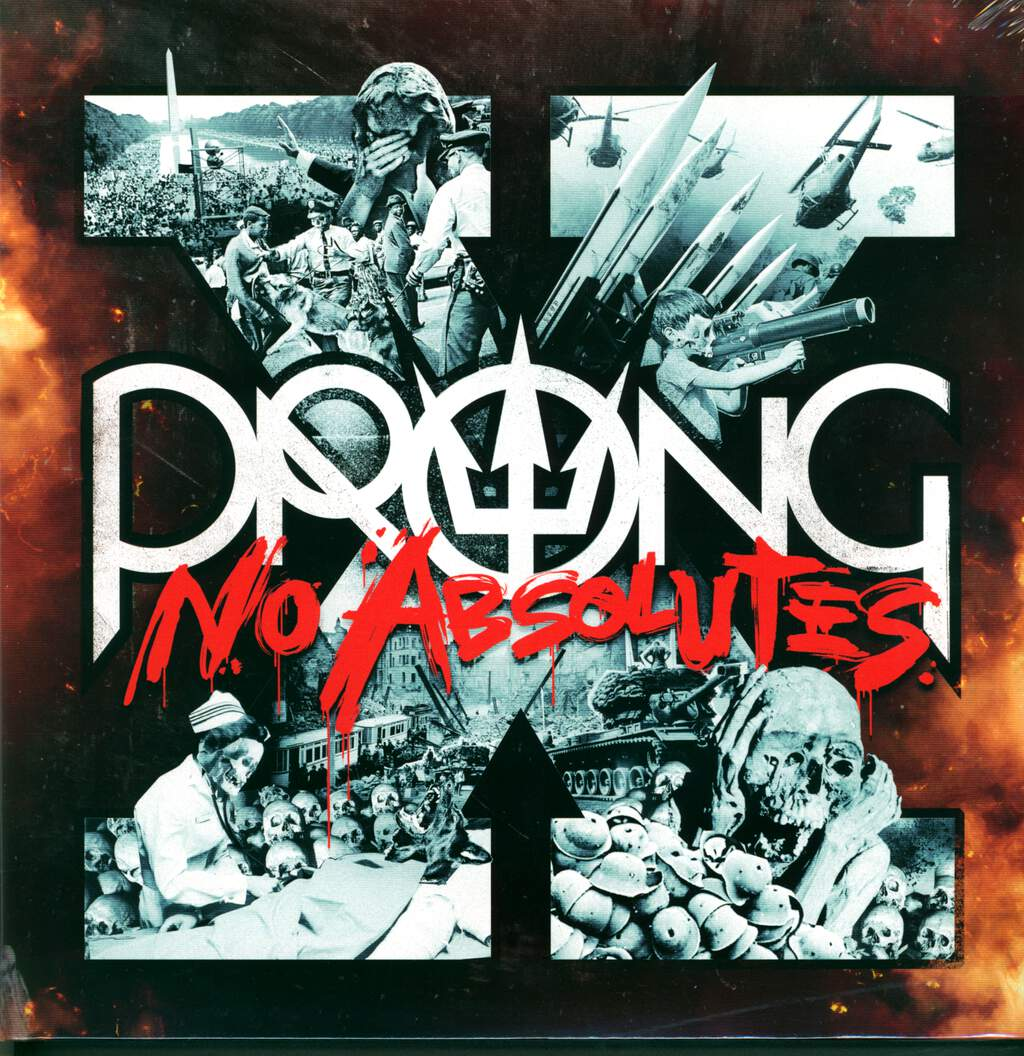 Prong: X No Absolutes, 2×LP (Vinyl)