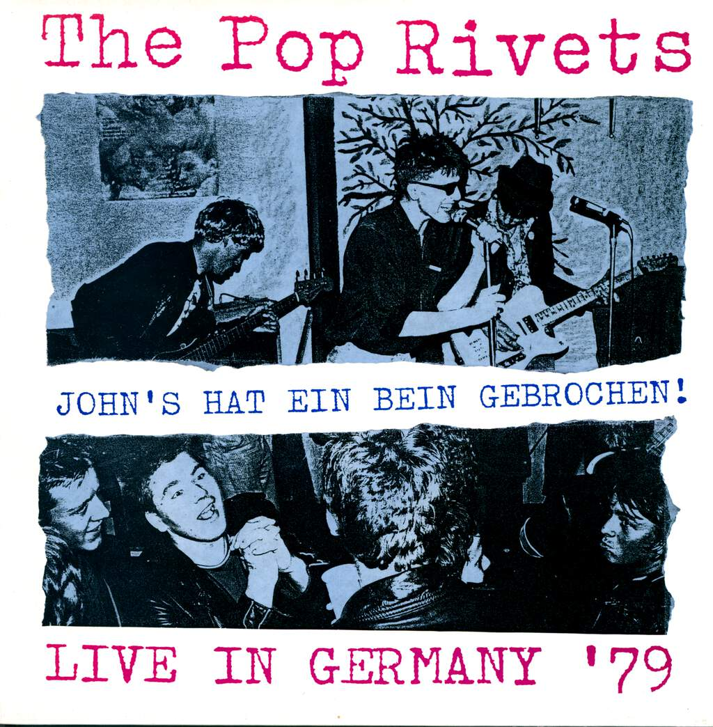 The Pop Rivets: Live In Germany '79, LP (Vinyl)