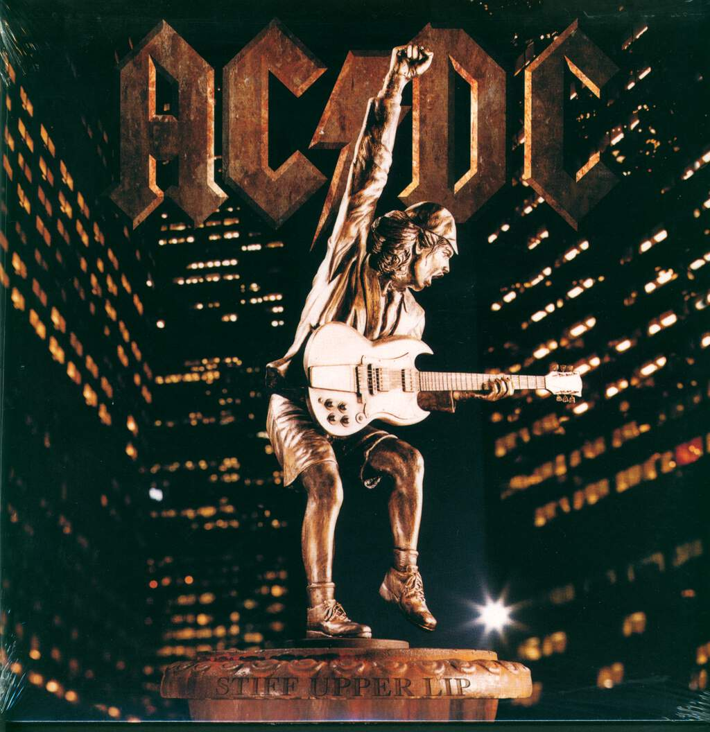 AC/DC: Stiff Upper Lip, LP (Vinyl)