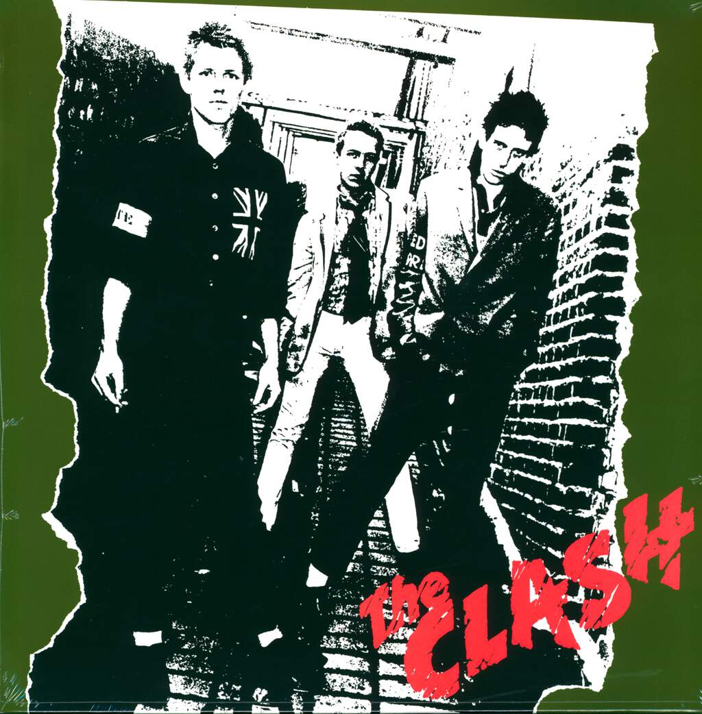 The Clash: The Clash, LP (Vinyl)