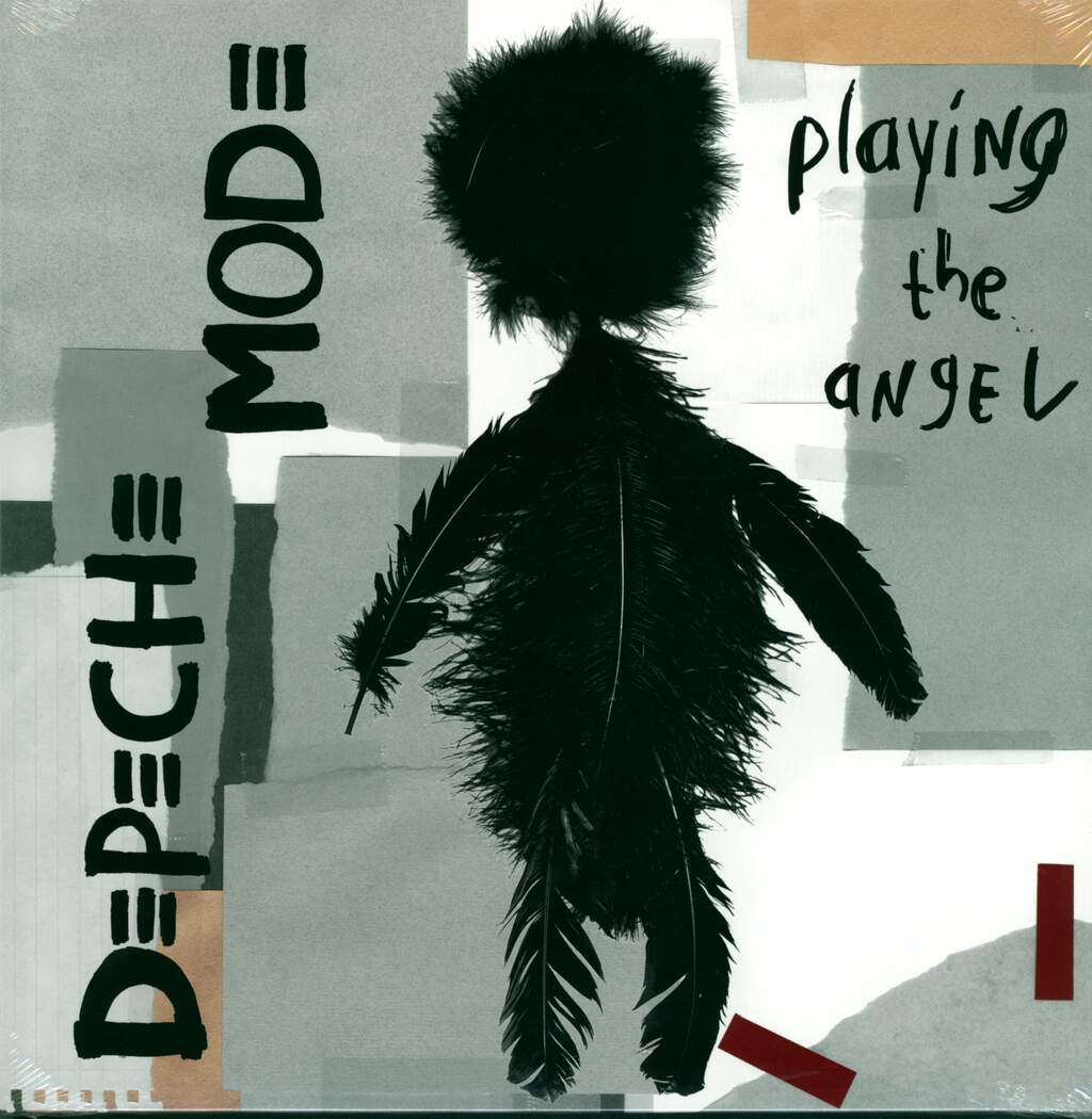 Depeche Mode: Playing The Angel, 2×LP (Vinyl)