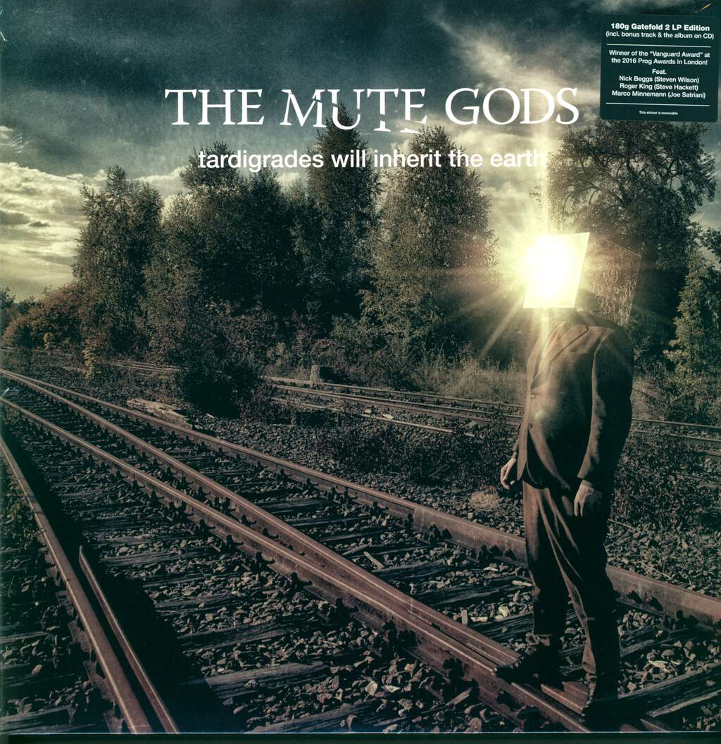 The Mute Gods: Tardigrades Will Inherit The Earth, LP (Vinyl)