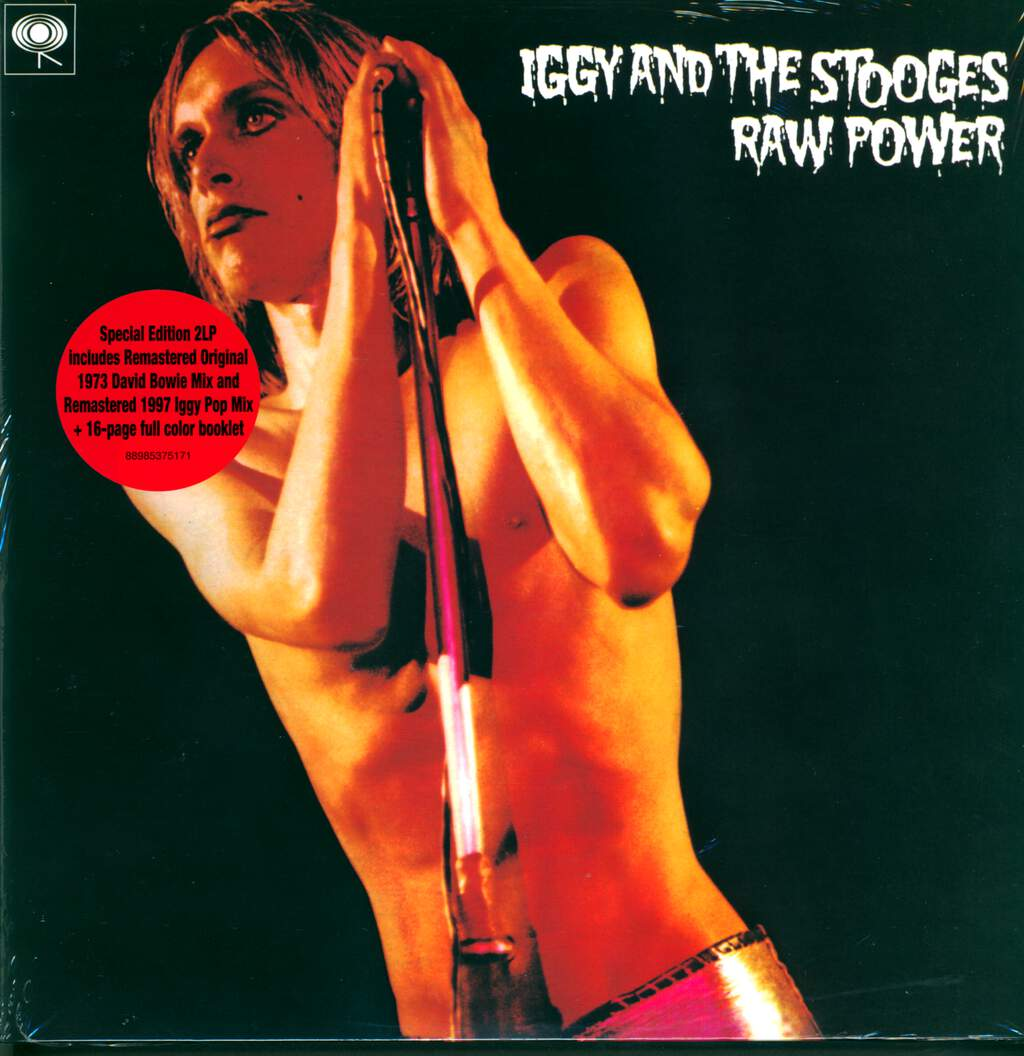 The Stooges: Raw Power, 2×LP (Vinyl)